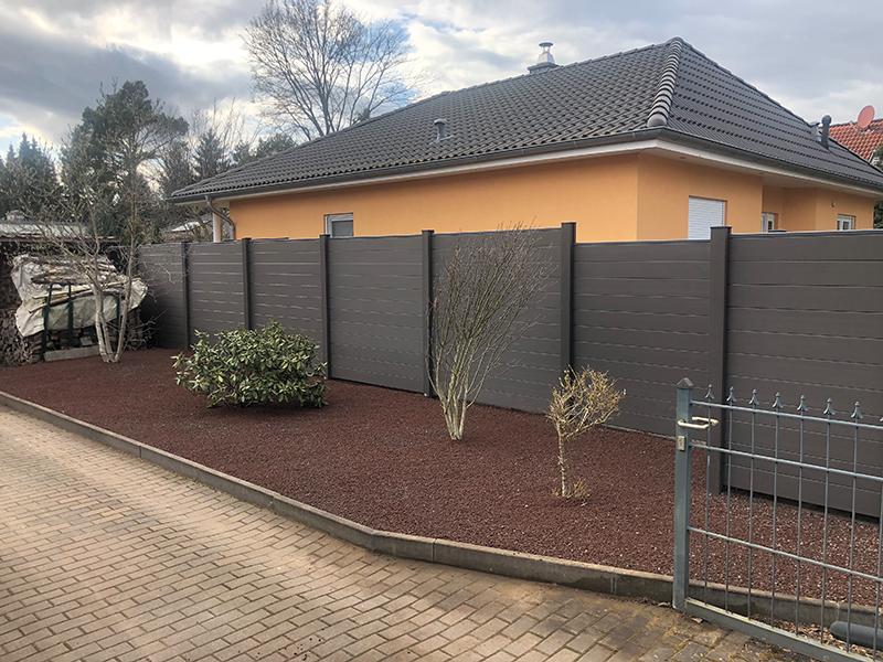 Gartenbau Königs Wusterhausen Sichtschutz